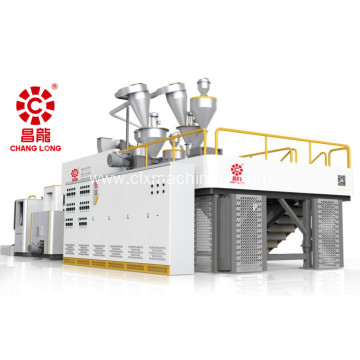 High-Speed Stretch Film Machine Plant